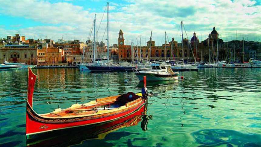'Nómadas' en Malta