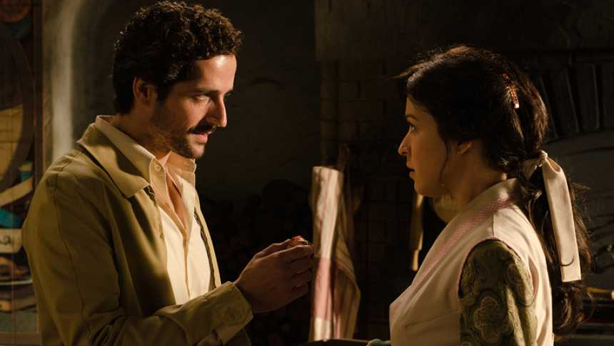 Gran Reserva. El origen - Adolfo pide matrimonio a Sofía