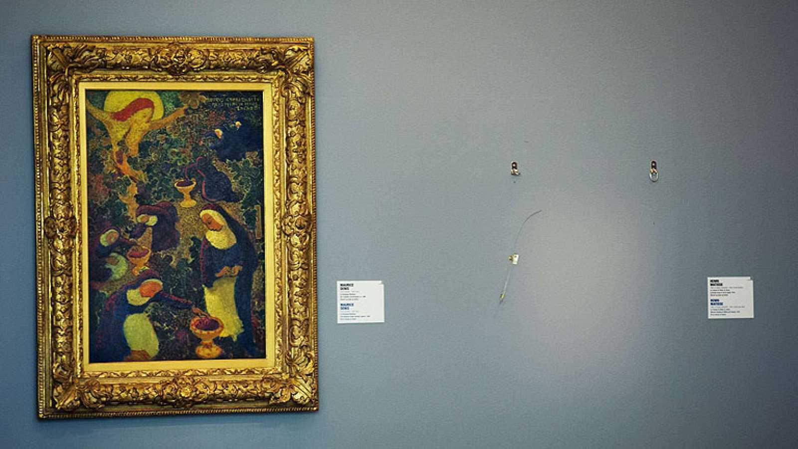 Los cuadros robados del museo Kunsthal de Rotterdam fueron quemados ...