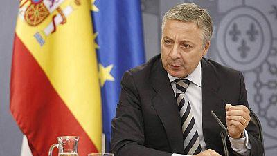 """Blanco: """"He sido víctima de un infundio político que ha fracasado"""""""