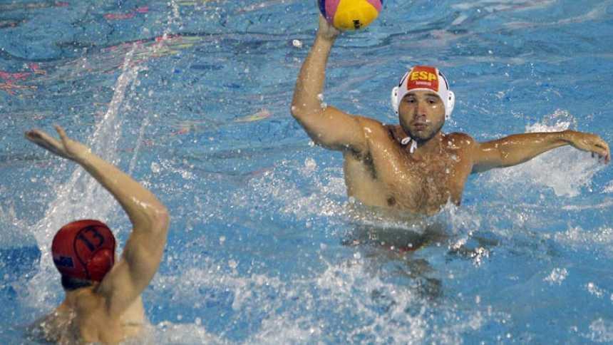 Waterpolo masculino. Fase de grupos: España - Nueva Zelanda