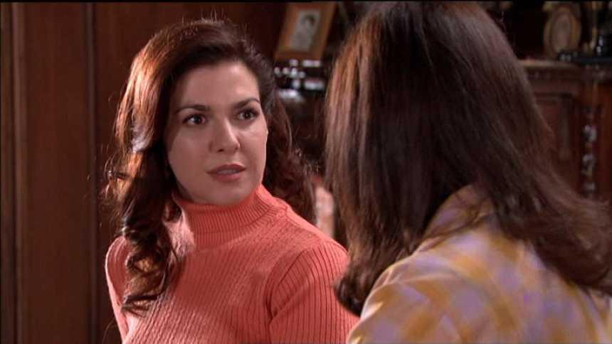 Gran Reserva. El origen - Elena acusa a Rosalía de ladrona (Capítulo 55)