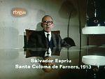 Arxiu TVE Catalunya - Catalans Universals - Salvador Espriu