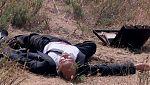 Gran Reserva. El origen - Santiago dispara a Ormaechea y le entierra en los viñedos (Capítulo 69)