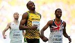 Bolt se divierte en la clasificación de 200