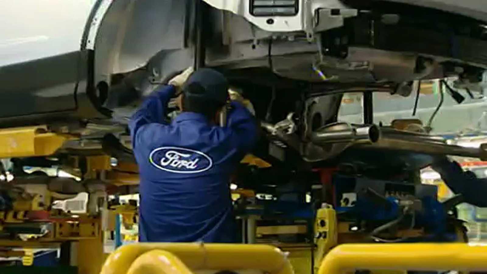 La factoría Ford de Almussafes en Valencia aumentará su plantilla en ...