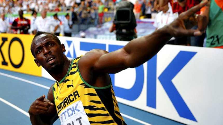 Bolt gana su segundo oro en la final de 200 metros