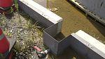 Toneladas de agua muy radioactiva de un tanque de Fukushima se filtran al subsuelo