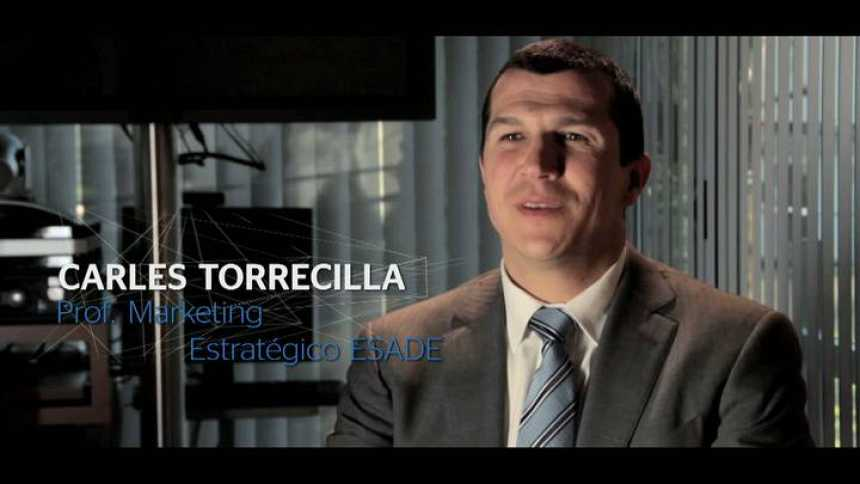 Carles Torrecilla, asesor empresarial de 'Código emprende'