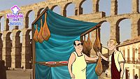 Animación - La historia del jamón