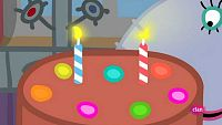 El cumpleaños de Edmond elephant