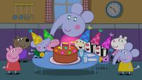 Edmond elephant's birthday