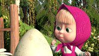 El huevo abandonado
