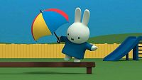 Miffy's umbrella