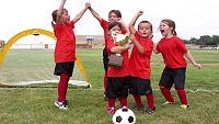 Niños y niñas: igual de valientes, tiernos y divertidos