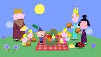 El picnic real