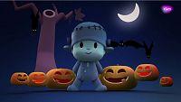 Pocoyó Halloween