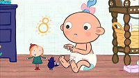El problema del bebé gigante