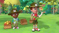 Ranger Rob and Ranger Sam