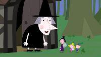 La señora bruja