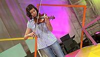 Toca que te toca: andrea cruz lezama (violín)