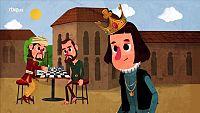 Videoclip - Alfonso X El Sabio y el ajedrez