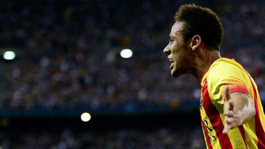 El empate de Neymar rescata al Barça ante un intenso Atlético de Madrid
