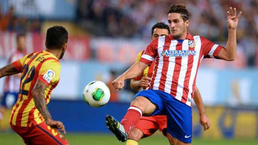 El Atlético llega en racha a la vuelta de la Supercopa