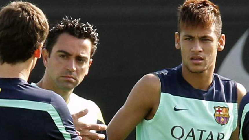 Neymar busca la titularidad en la Supercopa