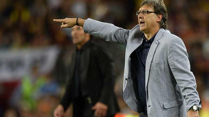 """Martino: """"Este título es de los jugadores, de Tito y del cuerpo técnico"""""""