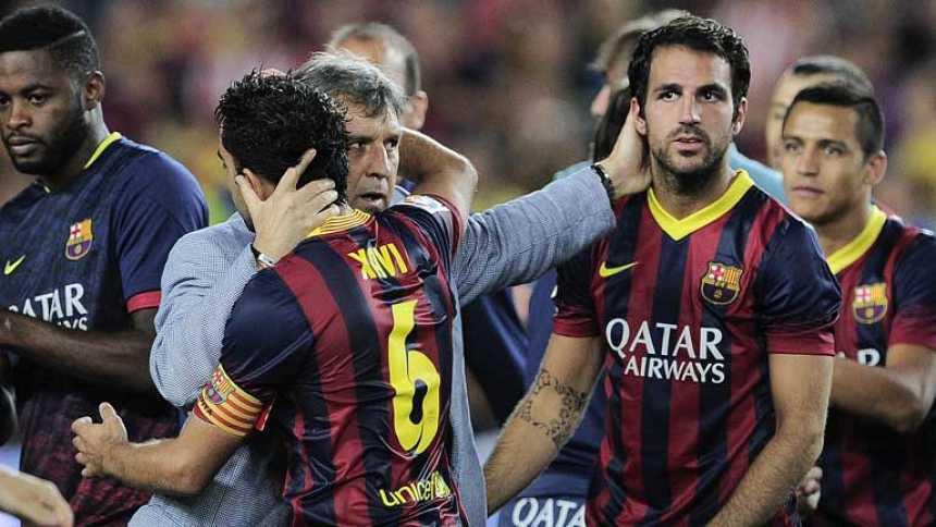 Martino gana su primer título en el Barça desde un segundo plano