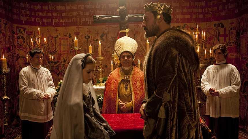 Isabel - La boda de Juana' La Beltraneja'