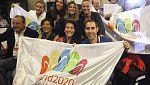 Así vivió la delegación española la presentación de Madrid 2020