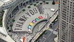 Tokio, eufórica con sus Juegos