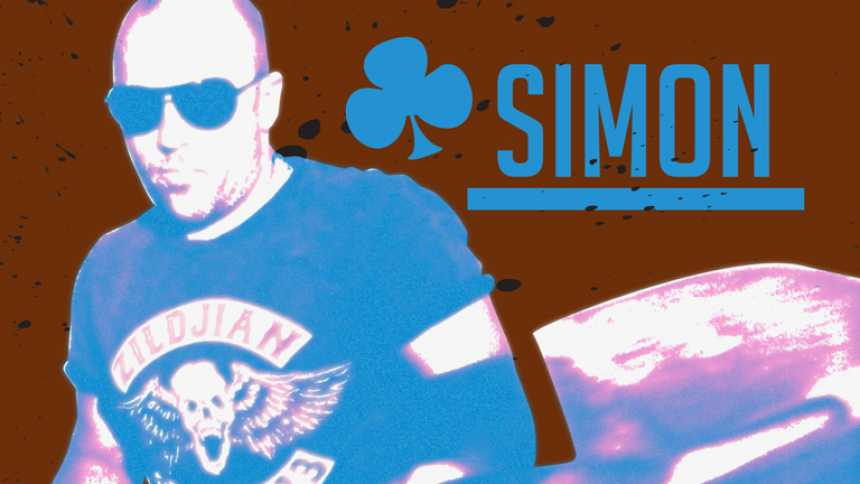 Uno de Los Nuestros - David Simó, baterista de Los Nuestros