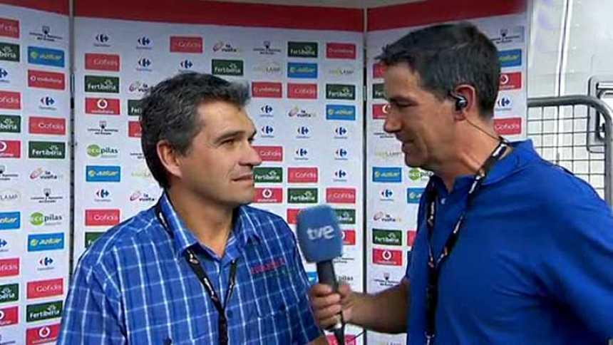 """Igor Glez de Galdeano: """"Es un día alegre pero a la vez triste"""""""