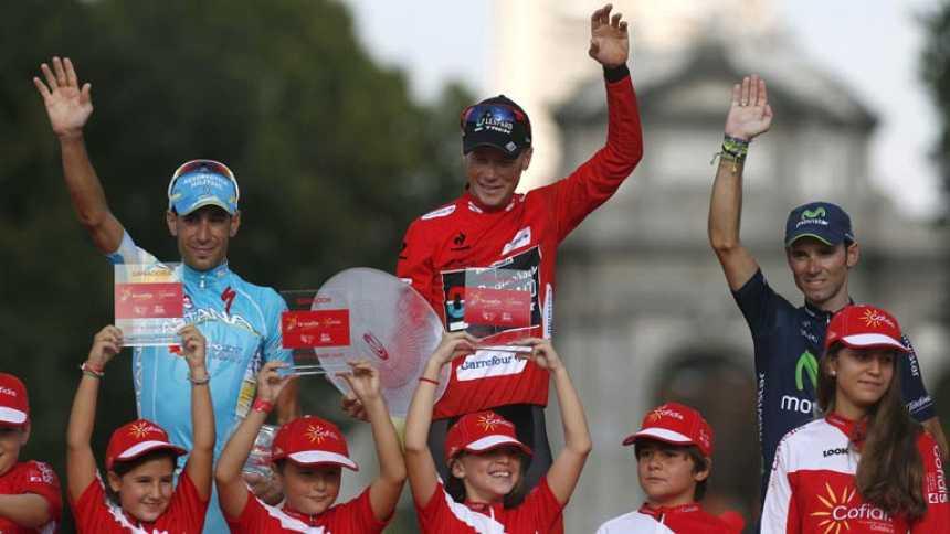 Horner se convierte en el rey de la Vuelta a España 2013