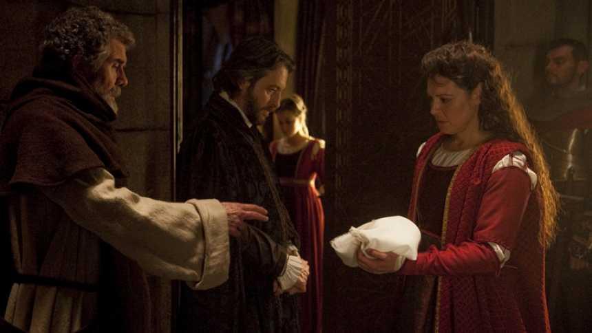 Isabel - ¿Por qué Isabel quería tener un varón?