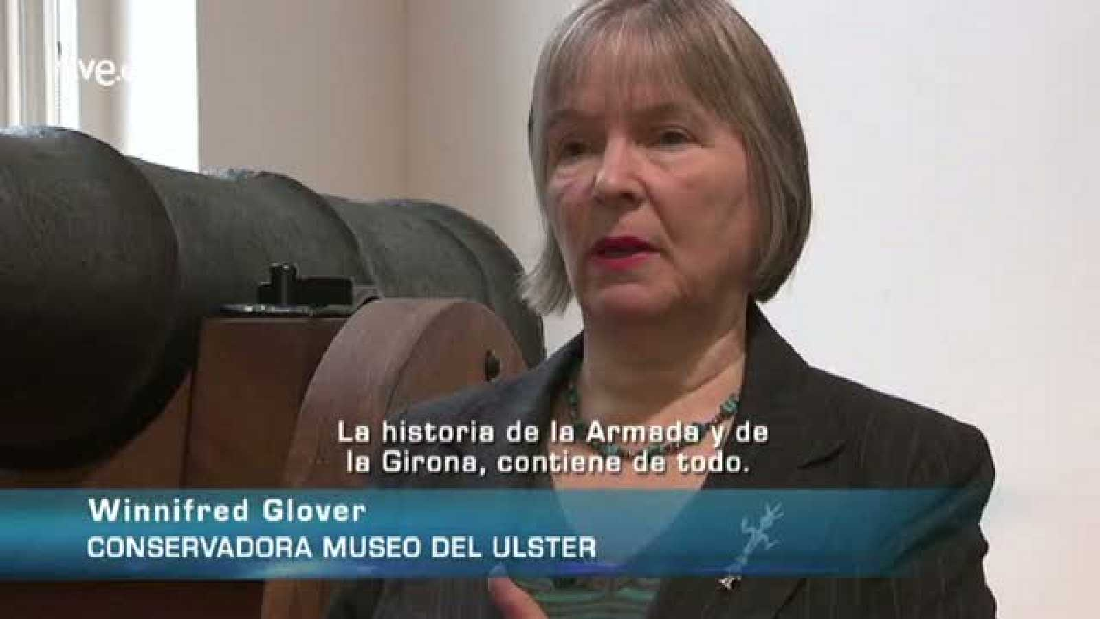 Crónicas - Winifred Glover