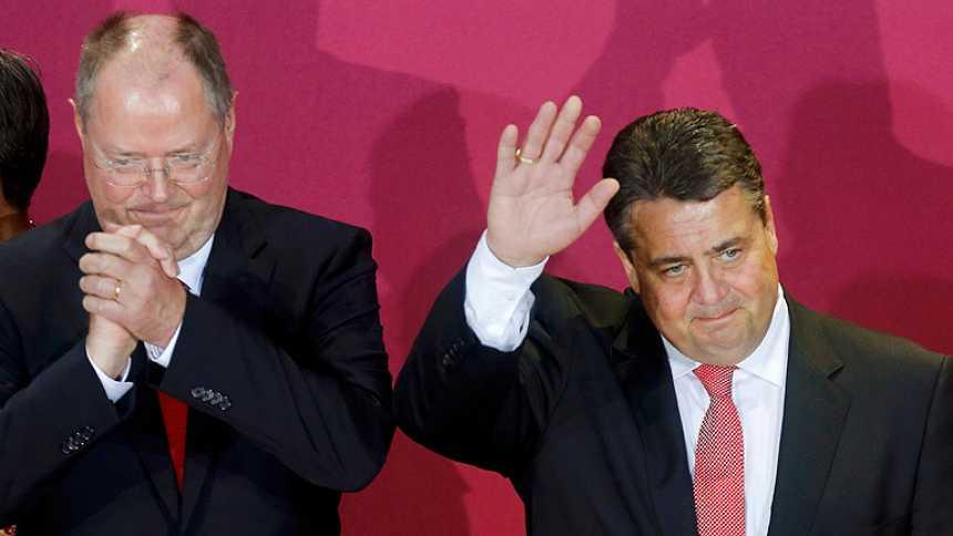 Los socialdemócratas alemanes lamentan el resultado electoral