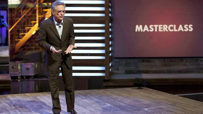 """Masterclass: """"Internet, la memoria indeleble"""", por Luis Rojas Marcos"""