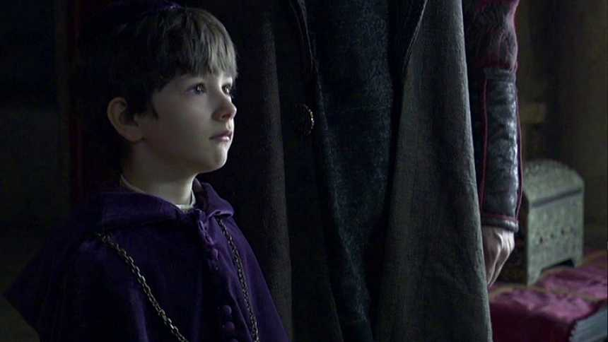 Isabel - ¿Obispo con siete años?