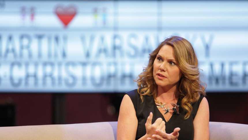 Erika Lust, directora de cine adulto