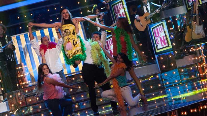"""Uno de Los Nuestros - Jennifer canta """"Mayonesa"""" en la repesca"""