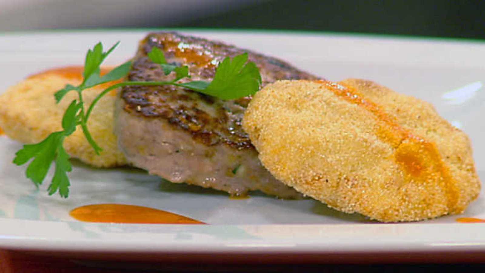 Cocina con sergio hamburguesa de garbanzos a la for La cocina de sergio