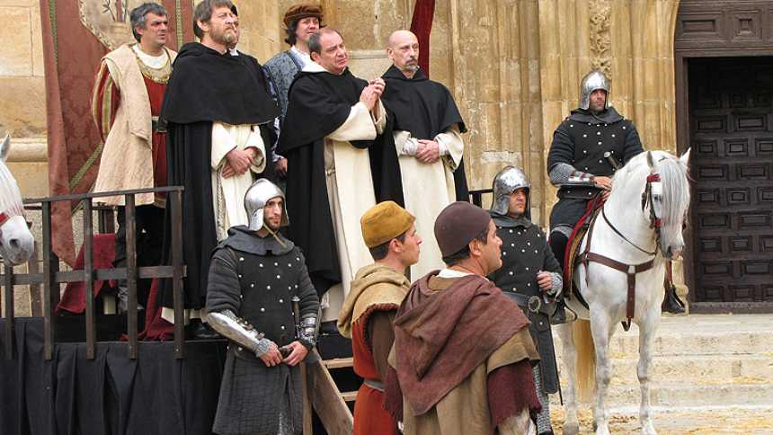 Isabel - Los reyes instauran la Santa Inquisición