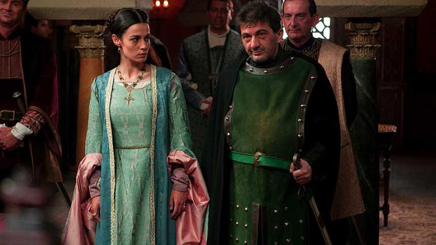 Isabel - La reina manda a Osorio a Canarias