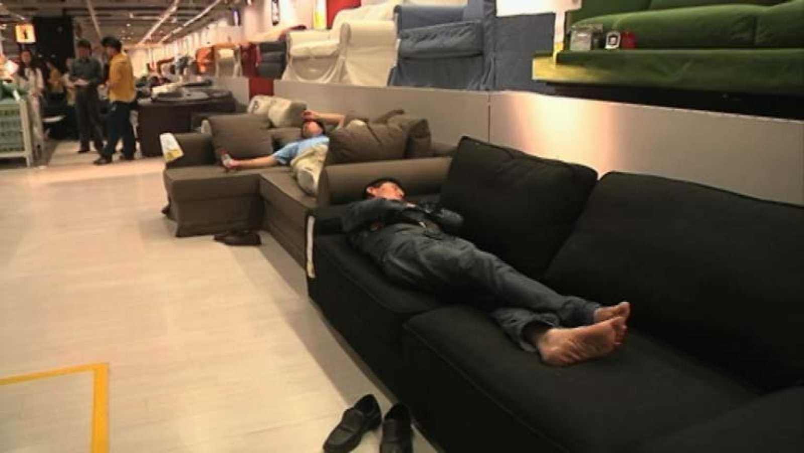 Los chinos se sienten como en casa en Ikea - RTVE.es