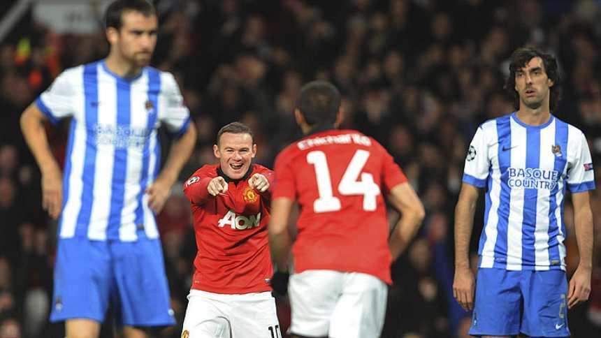 La Real se va hundida de Manchester