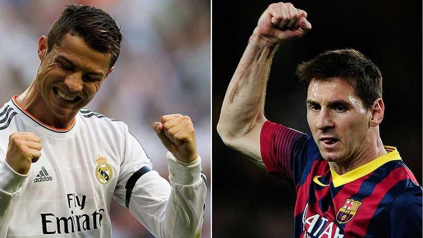 Cristiano y Messi, líderes en el campo y en ingresos publicitarios